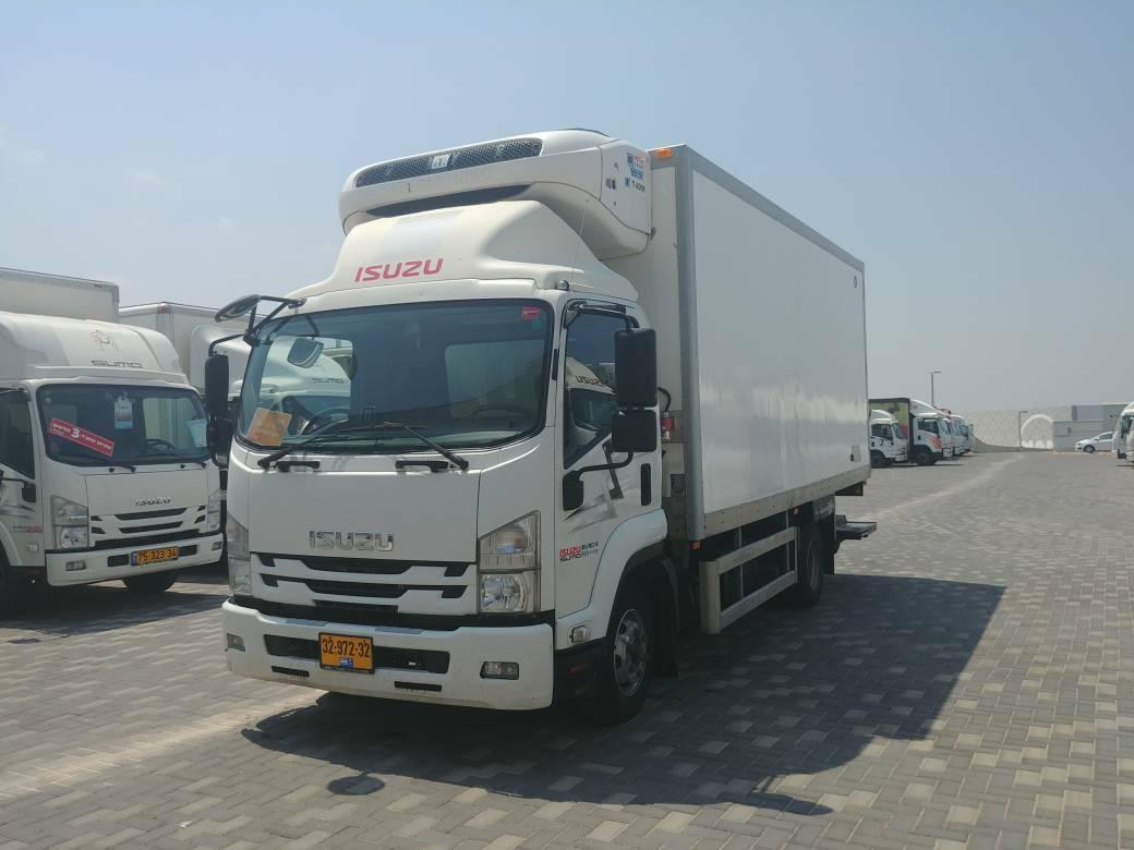 טון 11 - קרור עצמאית | איסוזו אתר מכירות משאיות יד שניה