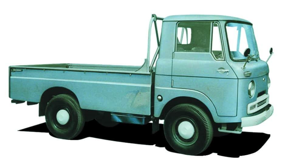 משאית איסוזו 2
