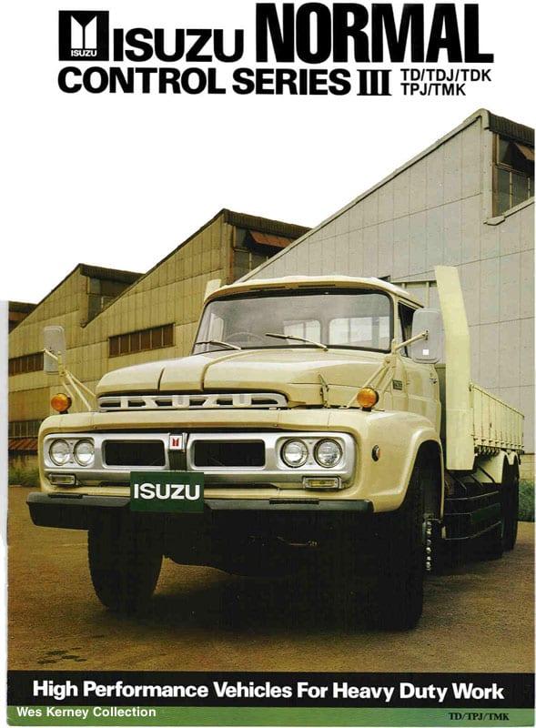 משאית איסוזו