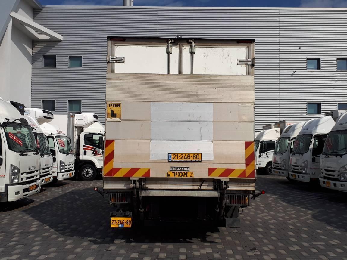 טון 7.5 קרור עצמאית   איסוזו אתר מכירות משאיות יד שניה